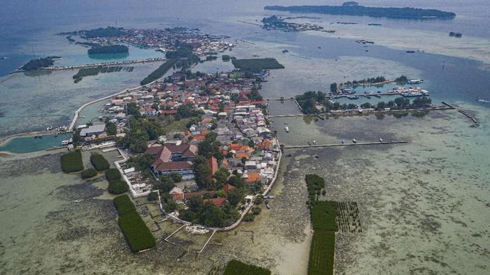 Sinergi Warga Jaga Lingkungan di Pulau Harapan