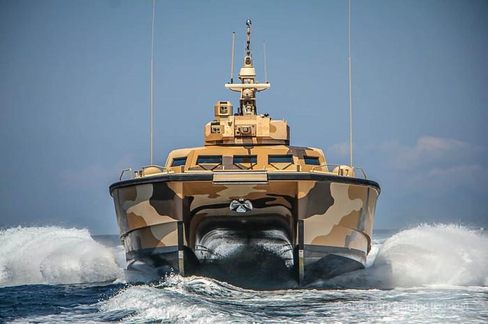 Tank Boat Antasena (Foto: dok Pindad)