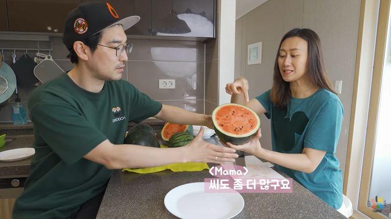 5 jenis semangka Korea dan perbedaannya