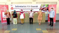 Gandeng FOI, Heinz ABC Salurkan Paket Bantuan ke Korban Bencana