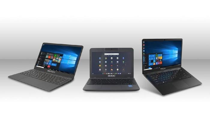 Axioo Chromebook dan Notebook