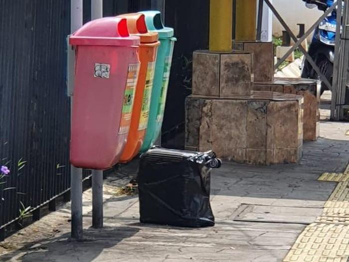 Benda mencurigakan di Cikini, Jakpus