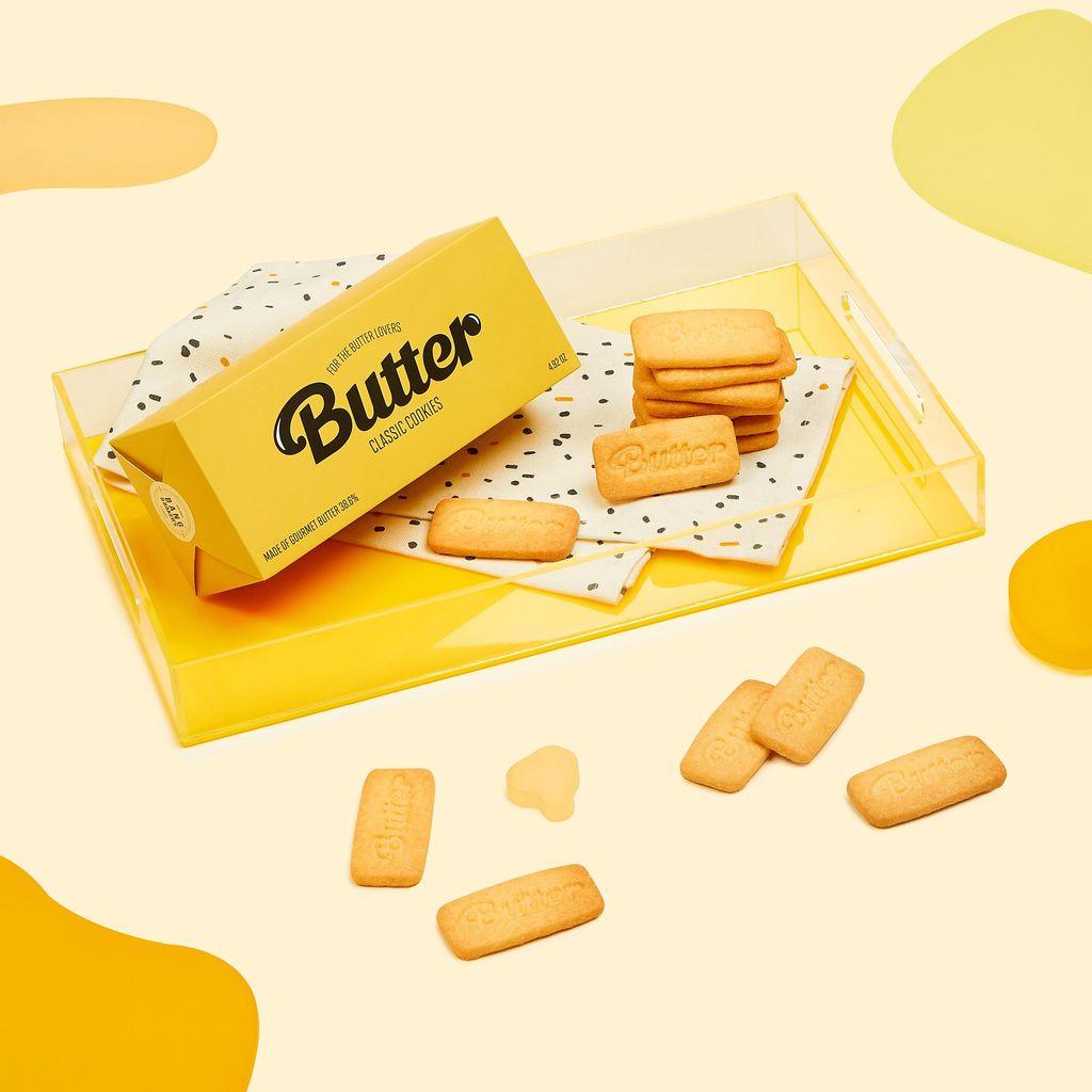 BTS Rilis Butter Cookies Ludes Terjual Kurang dari 1 Menit