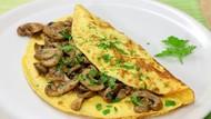Cara Membuat Omelet Enak dan Fluffy, Ikuti 5 Tips Ini!