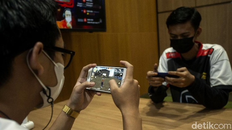 Telkomsel resmikan gedung fasilitas gaming di Matraman, Jakarta. Studio game untuk para gamers mabar ini berada di Kantor Regional Telkomsel DKI Jakarta.