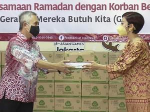 110.000 Keluarga Rasakan Manisnya Bantuan ABC Selama Ramadhan