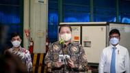 8 Juta Bulk Vaksin Sinovac Tiba di RI, Pemerintah Jamin Keamanannya
