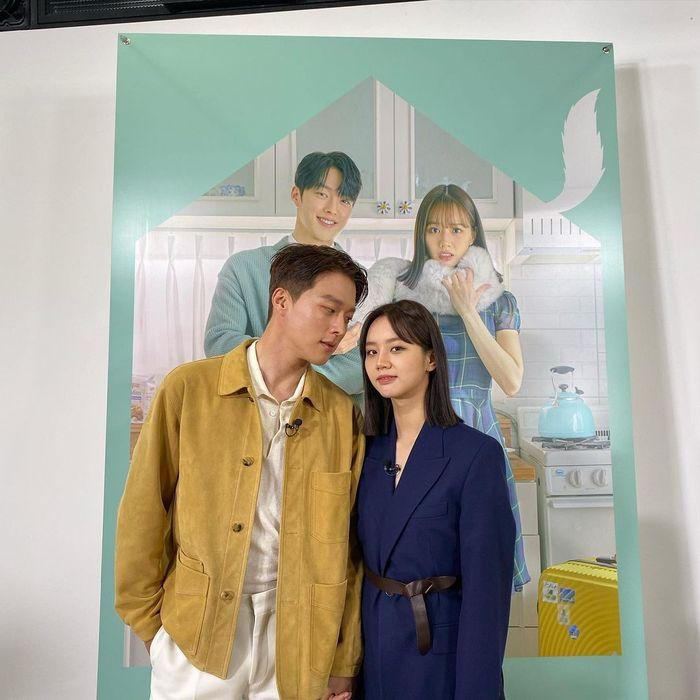Lee Hyeri, Pemeran Drama Korea My Roomate is A Gumiho