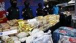 Momen BNN Musnahkan Barbuk Narkoba Hasil Kejahatan