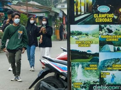 Enggak Ada Toleransi, Pendaki Langgar Prokes di Gede Pangrango Harus Turun