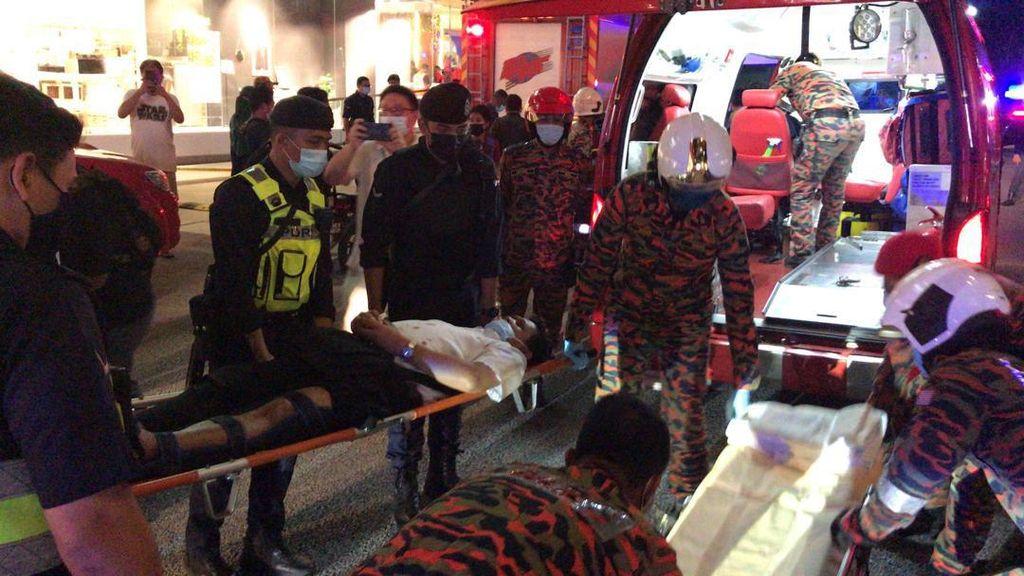 Kondisi Korban Tabrakan LRT di Malaysia: Shock Hingga Tak Bisa Bangun