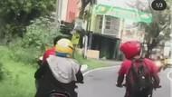 Viral Pemotor Pamer Kelamin di Karanganyar, Polisi Turun Tangan