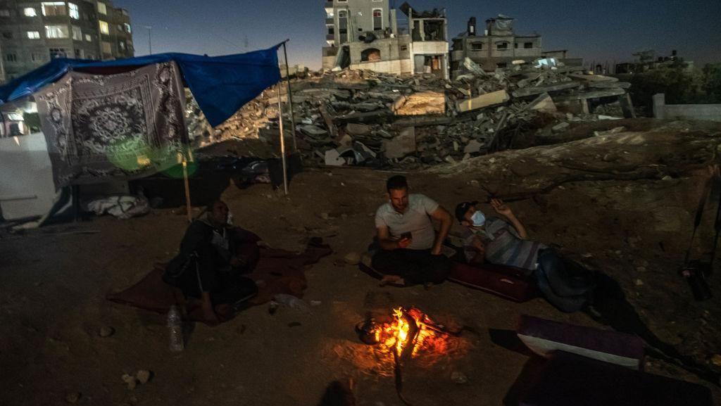 Menlu Israel-Mesir Bertemu Bahas Gencatan Senjata di Gaza