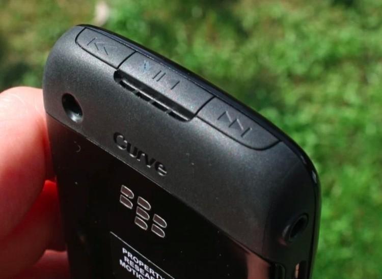BlackBerry 8520 Gemini