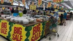 Giant Tutup Permanen Mulai Besok, Barang Sisa Akan Dimusnahkan
