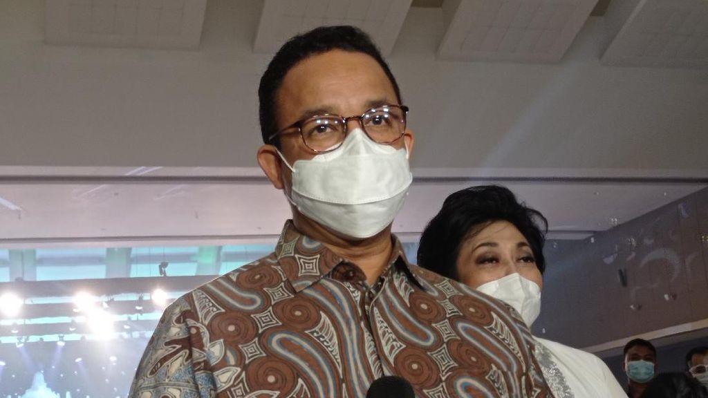 Soal Instruksi Jokowi, Anies Upayakan 7,5 Juta Warga Tervaksinasi Agustus