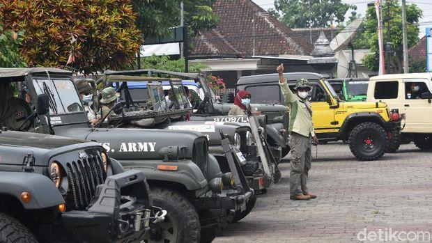 Kelud Jeep Adventure menambah ragam tawaran berwisata di Blitar