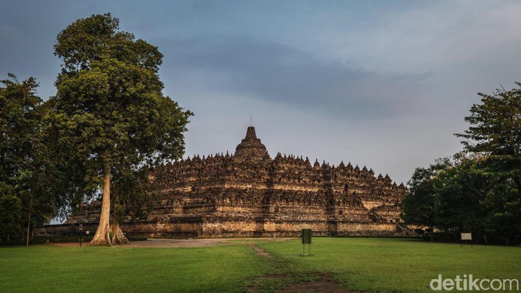 Heboh Wisata ke Borobudur Haram, Seniman NU Magelang Buka Suara