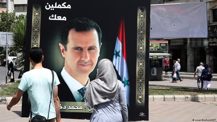 Negara-negara Barat Mengutuk Proses Pemilu Suriah Tidak Sah