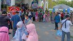 Potret Kerumunan di Resepsi Pernikahan Putri Wagub Kaltim