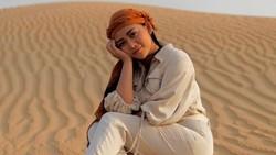 Foto Rachel Vennya Diduga Bareng Pacar di Dubai, Pulangnya Disebut Tak Karantina