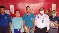 Tiga Narapidana di Lapas Narkotika Cirebon Dapat Remisi Waisak