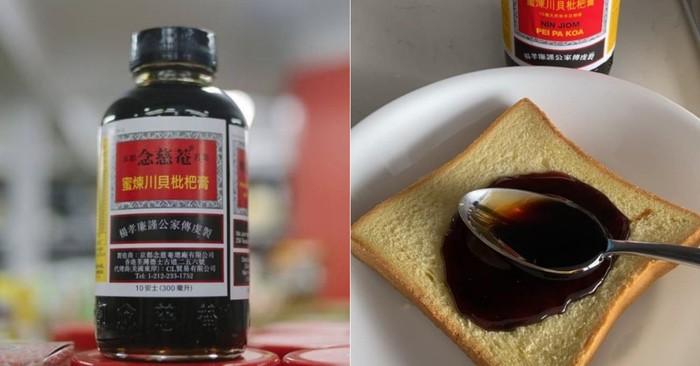 Tren Baru! Makan Roti Tawar Pakai Obat Batuk Sirup Ibu dan Anak