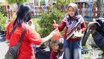 Khusyuk Waisak di Vihara Tanda Bhakti Bandung