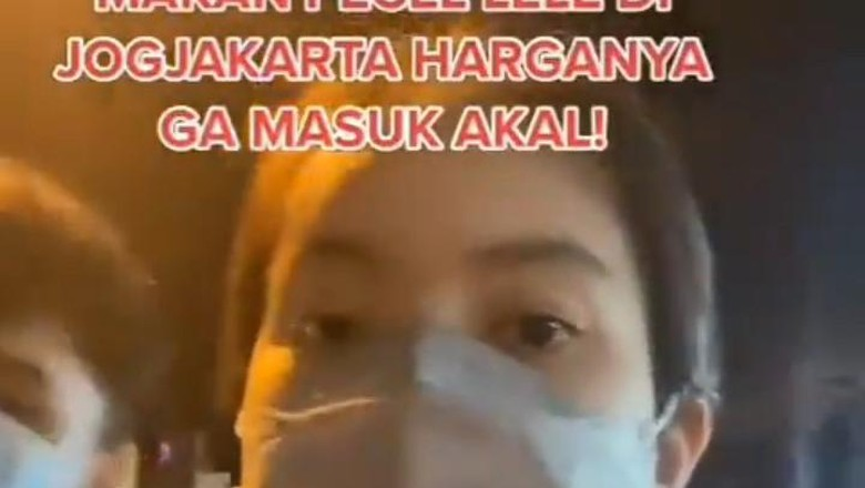 Viral postingan wisatawan yang mengeluhkan harga pecel lele di kawasan Malioboro, Kota Yogyakarta.