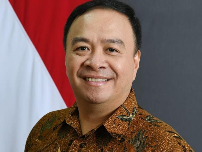 Wakil Duta Besar Republik Indonesia untuk India, Ferdy Nico Yohannes Piay (Sumber: Situs Kemlu RI)