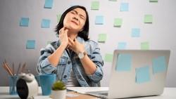 Sekujur Tubuh Wanita Ini Bengkak karena Alergi Bekerja, Kok Bisa?