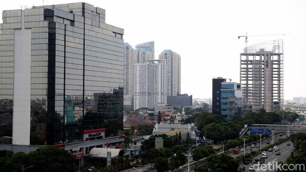 Jakarta Terasa Lebih Sejuk Belakangan Ini, Begini Penjelasan LAPAN