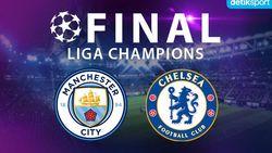 Link Live Streaming Final Liga Champions Man City Vs Chelsea