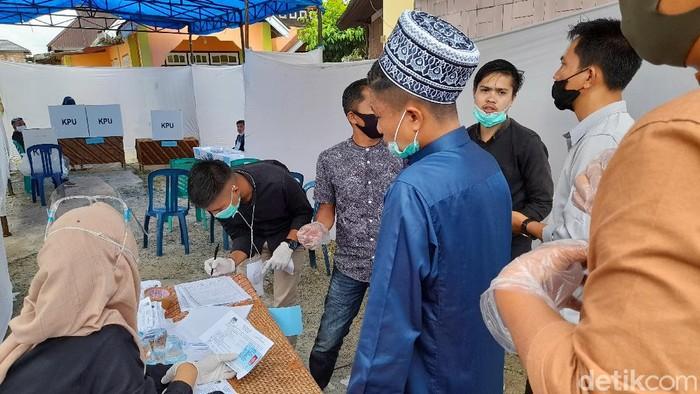 Bawaslu tinjau PSU Pilgub Jambi di Kota Sungai Penuh