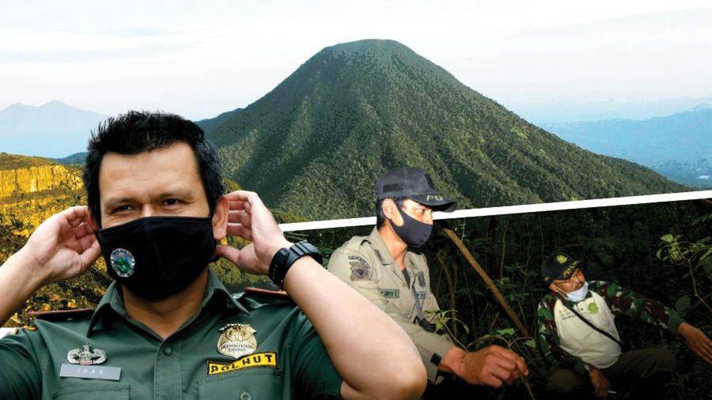 Sang Penjaga Rimba Gunung Gede-Pangrango