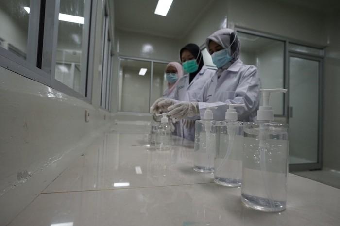 Hand Sanitizer USU (dok. USU)