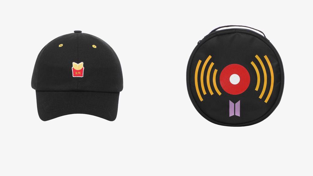 Koleksi Merchandise BTS x McDonald's