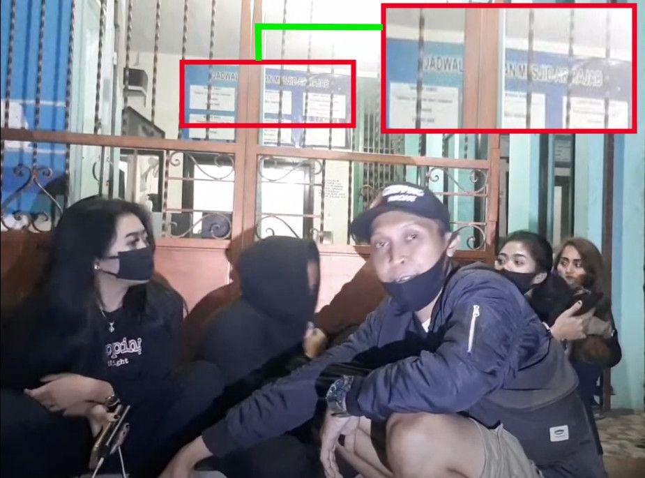 Lokasi Rumah Mewah dan Mobil Terbengkalai di Bandung