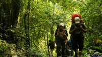 Pendaki Gunung Gede Jangan Sombong, Nanti Suka Tersesat dan Hilang