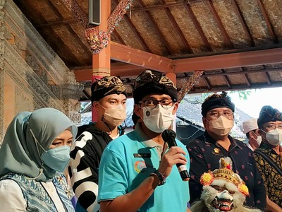 Work From Bali Difinalisasi Kuartal III, Bakal Diikuti 25% ASN