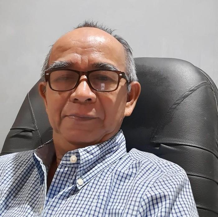 Pakar Geologi dari Institut Teknologi Sepuluh November (ITS), Dr Amien Widodo
