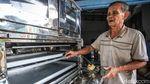 Perajin Alat Masak di Ibu Kota Tetap Berkarya Meski Terdampak Pandemi