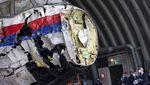 Potret Bangkai Pesawat MH17, Tragedi Dunia Aviasi yang Tak Terlupakan