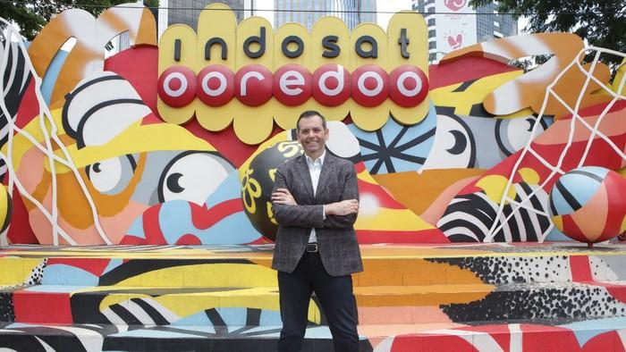 President Director and CEO Indosat Ooredoo, Ahmad Al-Neama