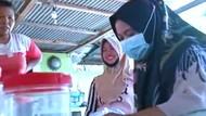 Viral Video Diduga Petugas KPPS Ajak Pilih Salah Satu Paslon di PSU Pilgub Jambi