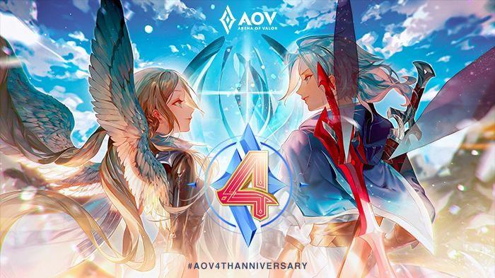 Arena of Valor X Sword Art Online: Nantikan kembalinya Kirito dan Asuna