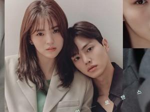 Drakor Nevertheless Trending di Indonesia, Song Kang & Han So Hee Ciuman Hot