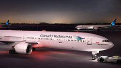 Garuda Indonesia Rugi Rp 36 T