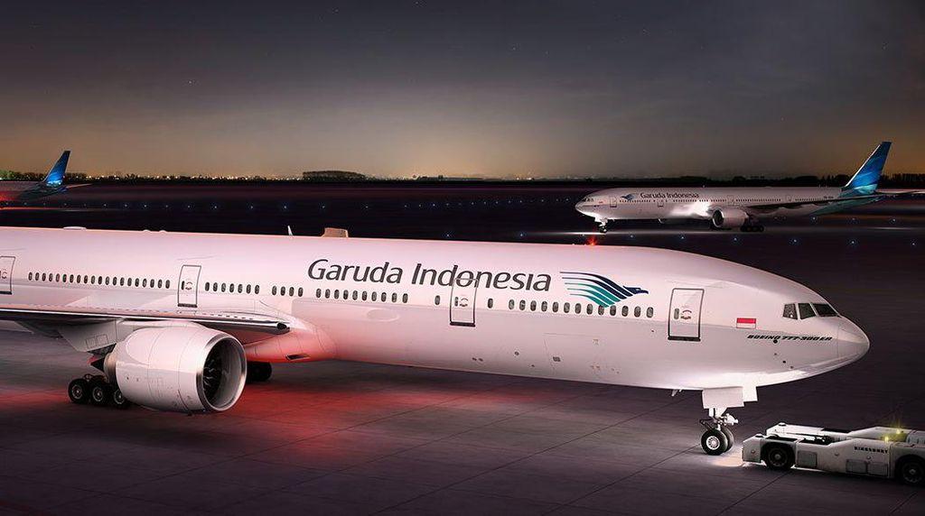 Terlilit Utang dan Rugi Besar, ini Daftar Armada Pesawat Milik Garuda Indonesia