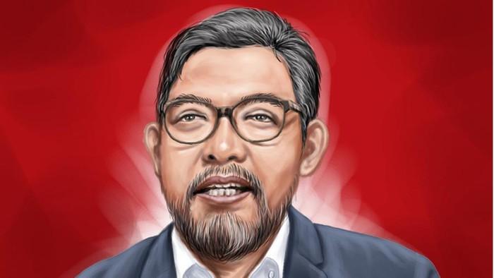 Direktur Sosialisasi dan Kampanye Antikorupsi, Giri Suprapdiono